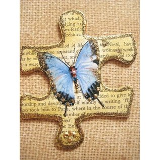 Elisabeth Craft Dies , By Lene, Lawn Fawn Snijmallen, Puzzle Heart