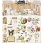 """Studio Light 14 voorgesneden dozen """"My Botanic Garden"""""""
