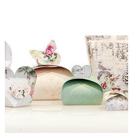 "Studio Light 14 forudskårne kasser ""My Botanic Garden"""