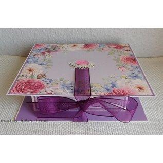 Karten und Scrapbooking Papier, Papier blöcke NIEUW! Papieren blok, 36 vellen, 17 x 17 cm, 160 g / m2
