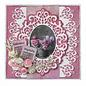 """A4 papier SET Paperdreams """"Pink"""" 10 vellen waarvan 2 foto vellen 190gr!"""