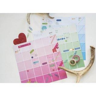 Designer Papier Scrapbooking: 30,5 x 30,5 cm Papier Bloc de papier, 30,5 x 30,5 cm, 48 papiers de haute qualité!