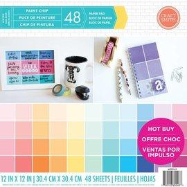 Designer Papier Scrapbooking: 30,5 x 30,5 cm Papier Blocco di carta, 30,5 x 30,5 cm, 48 carta di alta qualità!
