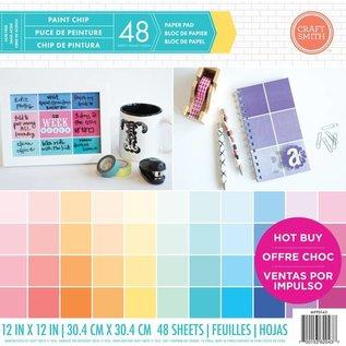 Designer Papier Scrapbooking: 30,5 x 30,5 cm Papier Papieren blok, 30,5 x 30,5 cm, 48 hoogwaardig papier!
