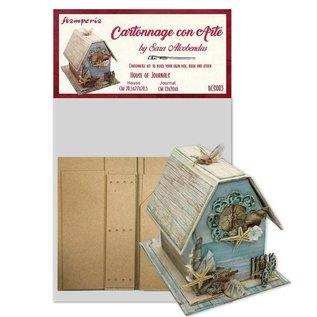 Stamperia und Florella ACTION! Stamperia House of Journals Kit