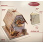 Stamperia und Florella ¡ACCIÓN! Kit de Stamperia House of Journals