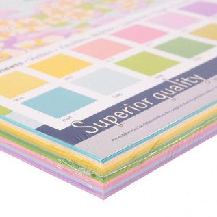 Designer Papier Scrapbooking: 30,5 x 30,5 cm Papier Florence, Cardstock smooth, 30.5x30.5cm, 60 sheets! 12x5