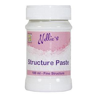 Nellie Snellen Structuur Pasta, 100 ml, fijne structuur