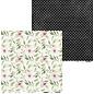 """Designer Papier Scrapbooking: 30,5 x 30,5 cm Papier NOUVEAU! Bloc design, """"Hello Beautiful"""", 12 feuilles + 2 bonus! 30,5 x 30,5 cm, 240 g / m2"""