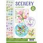 A4 Buch mit lauter hübsche Motive! für 24 Karten!