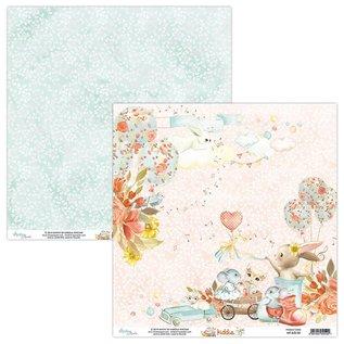 """Mintay und Ciao Bella Mintay, designer block, """"Kiddie"""" 30,5 x 30,5 cm, 240 gram"""