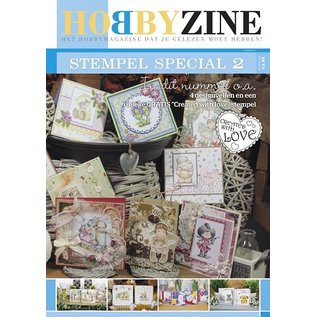 Bücher, Zeitschriften und CD / Magazines Hobbyjournal: Stempel Special