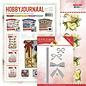 Bücher, Zeitschriften und CD / Magazines Hobbyjournal Nr. 183 + Stanzschablone