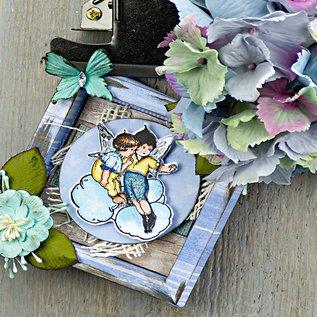 Prima Marketing und Petaloo Prima Marketing, postzegel, sprookjes, 6,35x7,62cm
