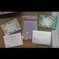 3D Embossing Folder, flower frame, 106x150mm