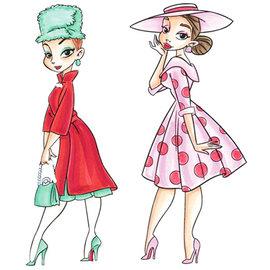 C.C.Designs Design CC, timbro, trasparente, fashioniste