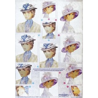 Dufex-Pyramex: Mädchenportraits