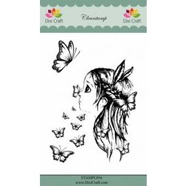 CREATIVE EXPRESSIONS und COUTURE CREATIONS Estampado, Dixi Craft