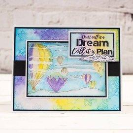 Crafter's Companion SHEENA Douglass, 3D embossing folder, A5