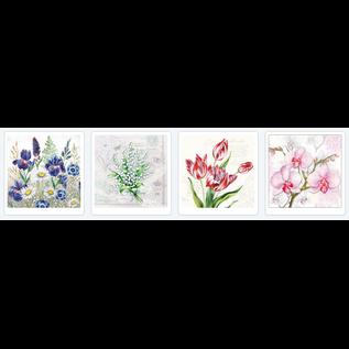 DECOUPAGE AND ACCESSOIRES Decoupage, designer napkin, flowers