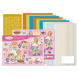 Marij Rahder, Miss Mimi, to design 3 cards!