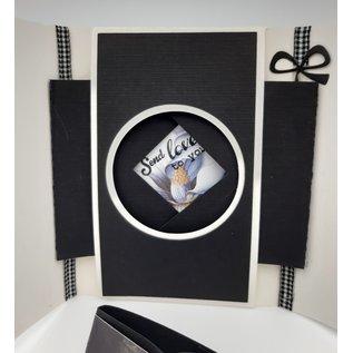 Docrafts / Papermania / Urban Papermania, motiefpapier, donkere bloemen, 30,5 x 30,5 cm, 50 vellen! 160 gsm!