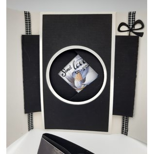 Docrafts / Papermania / Urban Papermania, motivpapir, mørke blomster, 30,5 x 30,5 cm, 50 ark! 160 gsm!