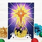 Crafter's Companion Prägefolder, Nativity The Brightest Star