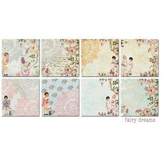 decorer Fairy Dreams, 15 x 15 cm, paper set