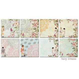 decorer Fairy Dreams, 15 x 15 cm, papieren set