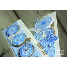 Joy!Crafts / Jeanine´s Art, Hobby Solutions Dies /  Tampon transparent, 11 superbes dessins
