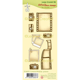 Leane Creatief - Lea'bilities und By Lene Stamp, Transparency, (55.6678) Cameras, Filmstrips & Photos