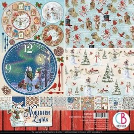 Mintay und Ciao Bella Brand new Ciao Bella 12x12 Paper Pad Northern Lights