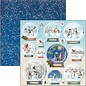 Mintay und Ciao Bella Brandneue Ciao Bella 12x12 Paper Pad Northern Lights