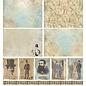 LaBlanche Designpapier, Dames & Heren, 30,5 x 30,5 cm