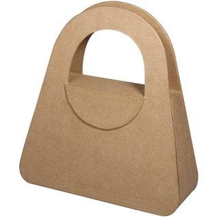 Box Handtasche FSC Recycled 100%, 10x11,5x4cm