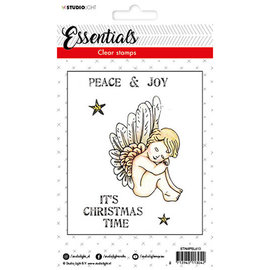 Studio Light Stamp motif, transparent, angel