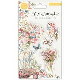 Stempel / Stamp: Transparent Stamp motif, transparent, premium collection, florals