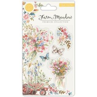 Stempel / Stamp: Transparent Stempelmotief, transparant, premiumcollectie, bloemen