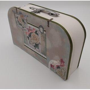 Objekten zum Dekorieren / objects for decorating 1 koffer, in 2 verschillende maten om uit te kiezen