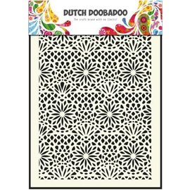 Dutch DooBaDoo Dutch Doodaboo Dutch, Mask Art, stencil Blume  A5, 470.715.005,