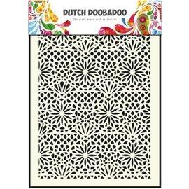 Dutch DooBaDoo Holandés Doodaboo holandés, arte de la máscara, flor de la plantilla A5, 470.715.005,