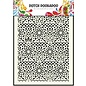 Dutch DooBaDoo Dutch Doodaboo Dutch, Mask Art, fiore stencil A5, 470.715.005,