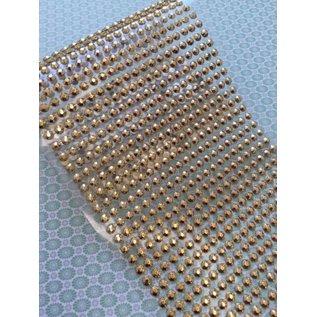 Embellishments / Verzierungen 1080 selvklæbende rhinestones / perler, 3 mm