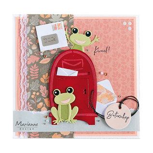 Marianne Design Snijmallen / Snijsjablonen , Marianne Design, Envelope set