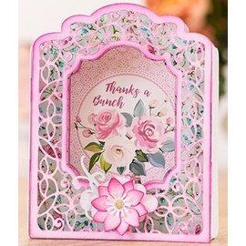 Stencil di taglio, Fancy Panel Aperture Create A Card