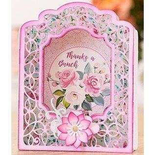 Cutting dies, Fancy Panel Aperture Create A Card