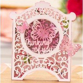 Plantillas de corte , Fancy Panel Aperture Create A Card