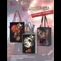 Set creativo: Halloween, 6 sacchetti regalo con modelli, istruzioni