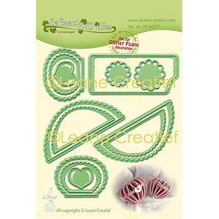Leane Creatief - Lea'bilities und By Lene Plantillas de perforación, Christmas Baubles y